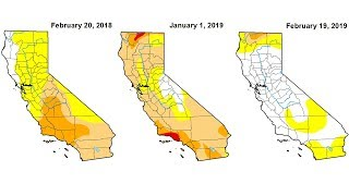 Wet February alleviates drought in California  | ABC7