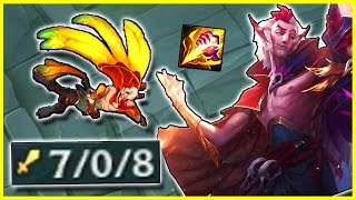THE CLEANEST RAKAN JUNGLE YOU'LL EVER SEE ON YOUTUBE | League of Legends
