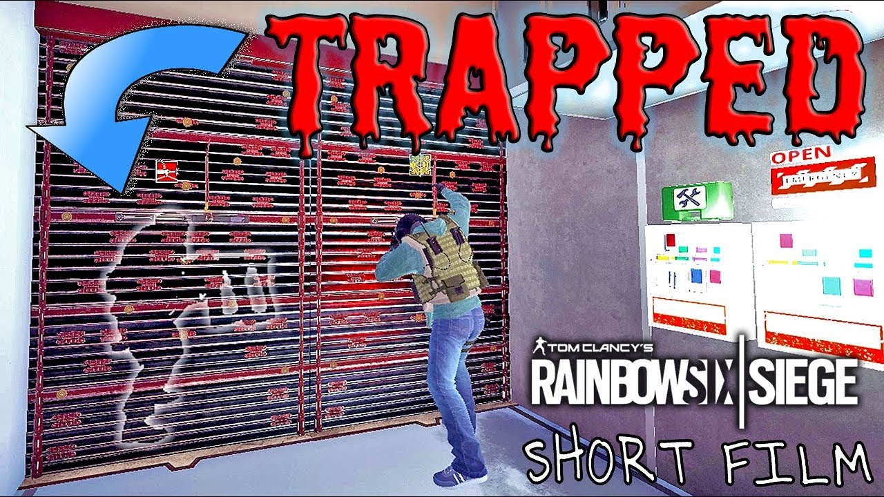 TRAPPED - A Rainbow Six Siege Short Film