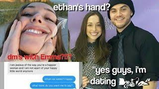 ETHAN DOLAN COMFIRMED HE'S DATING KRISTINA!