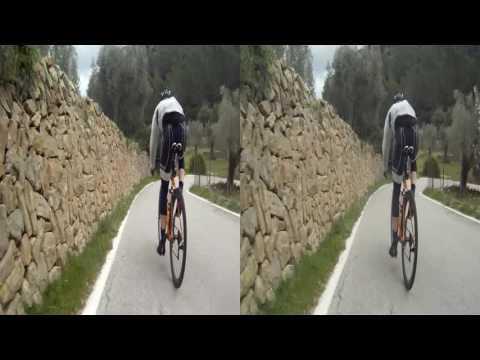 3D HSBS - Majorque/Mallorca 2014 - Descente vers/Descent into Puigpunyent