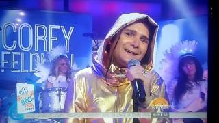 Corey Feldman on The Today Show (Take A Stand)