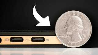 Is the World's Thinnest Laptop Too Thin?