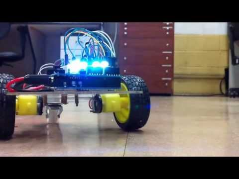 android controlled robot using arduino pdf