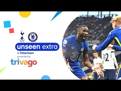 Rudiger Tops Off A Record-Breaking Away Win At Spurs! | Unseen Extra