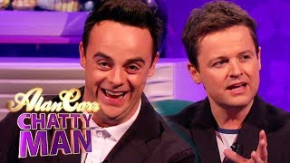 Ant and Dec's Best Moments - Alan Carr: Chatty Man