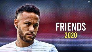 Neymar Jr ► Friends - Marshmello ● Magic Skills & Goals 2019/20 | HD