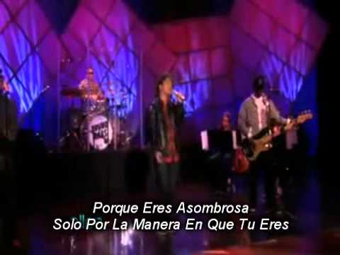 Bruno Mars - Just The Way You Are (Live) Sub Español
