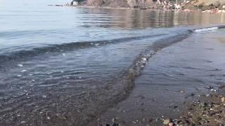 deniz, kum güneş... Muhteşem dalga sesleri... relax water sound...
