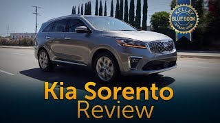 2019 Kia Sorento - Review & Road Test