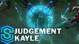 Judgement Kayle (2019) Skin Spotlight - League of Legends
