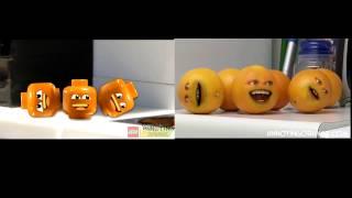 Annoying Orange: more annoying orange - comedy  and lego