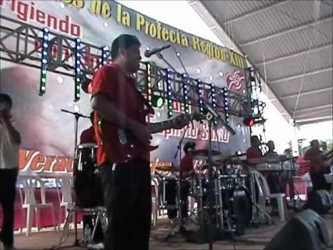 Ministerio Musical Cristo Te Ama-Coros 2012 Parte 1