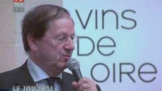 Le mariage du vin et du tourisme (reportage tv tours)