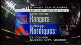 National Hockey Night open ESPN 1995
