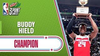 Buddy Hield WINS #MtnDew3PT!