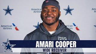 "Amari Cooper's Expectations: ""Three 1,000-yd Receivers"" | Dallas Cowboys 2020"