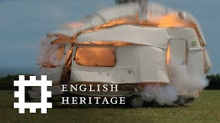 We Fired a Civil War Mortar at a Caravan | Featuring Tom Scott