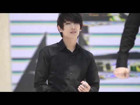 [FANCAM] MBLAQ 'Oh Yeah' Rehearsal @ SBS_TV (Lee Joon Focus)