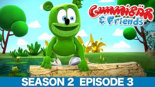 "Gummy Bear Show S2 E3 ""GUMPHIBIAN"" Gummibär And Friends"