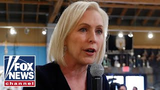Gillibrand suggests giving Social Security to illegal immigrants