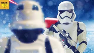 How the First Order IMPROVED the Stormtrooper Design