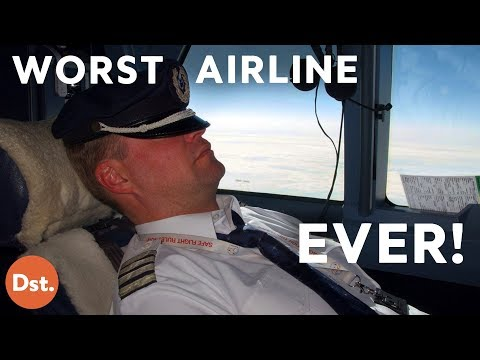 The Worst Airlines in the World!