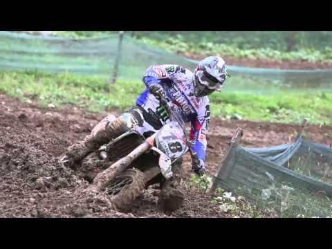 Equipe de France FFM –  Motocross des Nations 2013