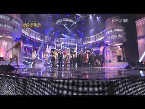 111230 KBS Gayo Daejun-Opening