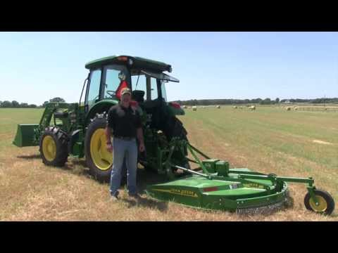 John Deere 5000E Series iMatch Hook-Up