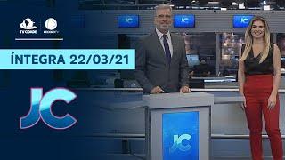 Jornal da Cidade de segunda, 23/03/2021