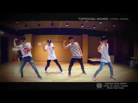 [ToppDogg][Dancekool LEVEL UP Volume 1 Concert Practicing Video][On Air 탑독(ToppDogg)]#온탑#58]