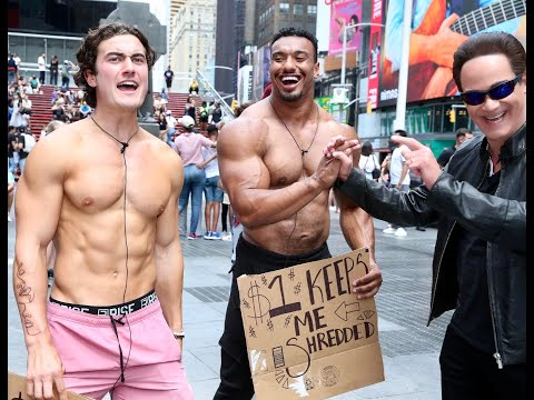 Dangerously Funny Times Square NYC