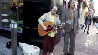 Mark Mulcahy - 'You're The One Lee' (Busking in Cork)