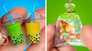 Cute Crafts With Resin, Clay and Cement