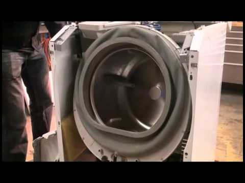 Maytag Washer Repair Bearing And Seal Failure Youtube