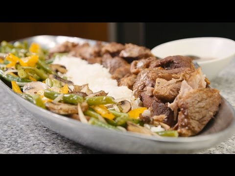 Convection Magic featuring Bosch - How to Prepare Two Meals at One Time