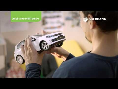 Sberbank CZ – reklamní spot – půjčky – podzim 2014