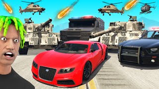 Can You Survive The Impossible Chaos Mod In GTA 5?