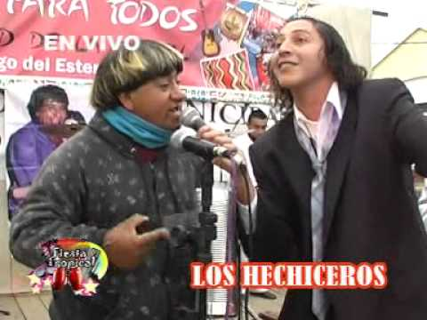 FIESTA TROPICAL TV ...LOS HECHICEROS en  vivo