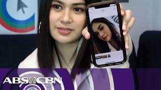 Phone Raid with Yen Santos