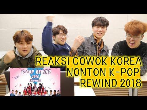 REAKSI ORANG KOREA MENONTON YOUTUBE REWIND INDONESIA 2018