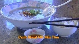 Canh Khoai Mỡ Nấu Tôm - Xuân Hồng