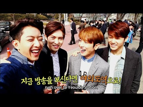 Entertainment Weekly | 연예가중계 - CNBLUE, 2D1N, Song Sohee & more! (2014,03.14)