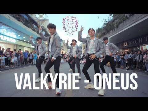 [KPOP IN PUBLIC] ONEUS(원어스) _ Valkyrie(발키리) |커버댄스 Dance Cover| By B-Wild From Vietnam