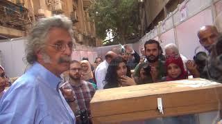 مصر العربية   إقبال ضعيف على انتخابات نقابة الأطباء بالقاهرة ...