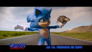 SONIC | TV SPOT – DUDE 15 | DE HD
