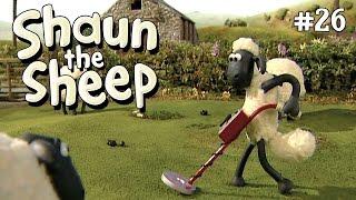 Shaun the Sheep - Membuat Patung [Heavy Metal Shaun]