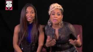 T-Boz & Chilli of TLC Talk Making The VH1 Crazy Sexy Cool Biopic + Their New Album
