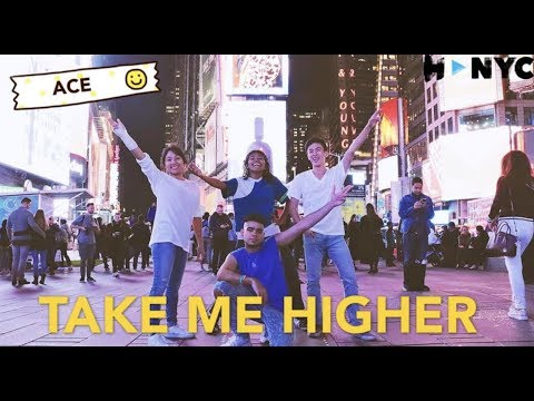 [KPOP IN PUBLIC CHALLENGE NYC] A.C.E (에이스) - TAKE ME HIGHER Dance Cover